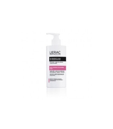 LIERAC PRESCRIPTION LATTE CORPO ANTI-SECCHEZZA 400ml