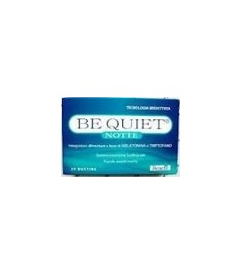 BE QUIET NOTTE NUOVO 20 bustine