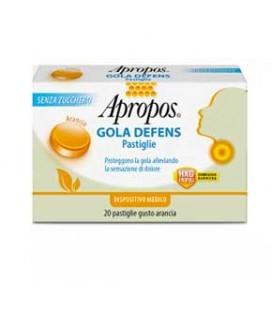 APROPOS GOLA DEFENS 20 pastiglie