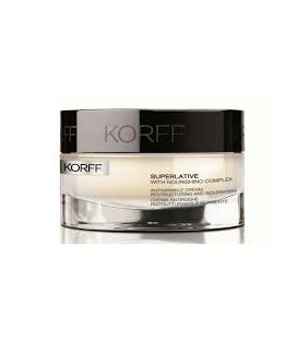 KORFF superlative CREMA GIORNO SPF 15 50 ML