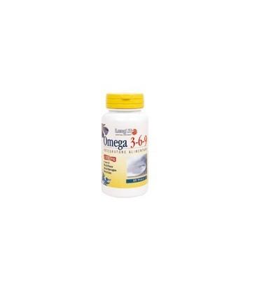 LONGLIFE OMEGA 3-6-9  50 perle da 1,2g