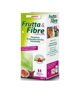 ORTIS FRUTTA & FIBRE SCIROPPO 150ml