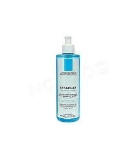 EFFACLAR GEL MOUSSE PURIFICANTE PELLI GRASSE 400 ml