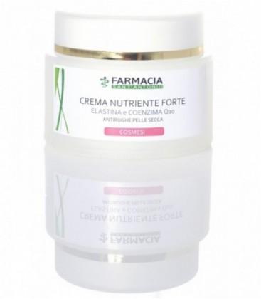 CREMA NUTRIENTE FORTE ELASTINA COENZIMA Q10 50ml