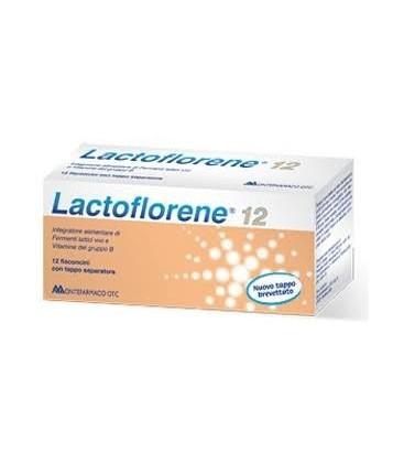 LACTOFLORENE 12flaconcini
