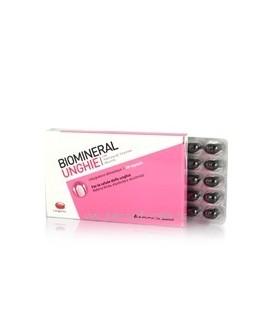 Biomineral unghie 30 capsule.