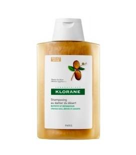 Klorane shampoo nutri-riparazione al dattero del deserto 200 ml