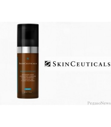 SKINCEUTICALS RESVERATROL BE 30 ml antiossidante notte