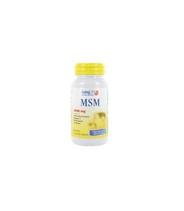 LONGLIFE MSM 1000 mg 60 tavolette