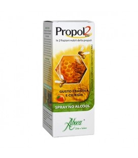 PROPOL2 SPRAY NO ALCOOL FRAGOLA E CILIEGIA 30ml