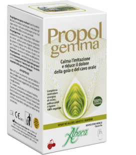 PROPOLGEMMA SPRAY NO ALCOOL 30ml