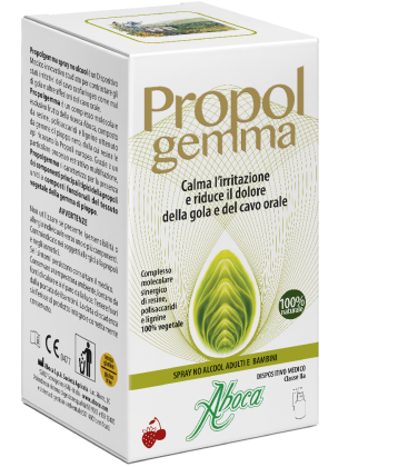 ABOCA PROPOLGEMMA SPRAY NO ALCOOL 30ml
