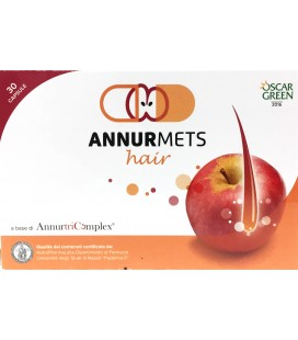 ANNURMETS HAIR 30 compresse