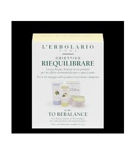 L?ERBOLARIO COFFRET RIEQUILIBRARE 30 ml