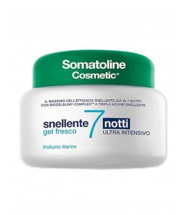 SOMATOLINE Snellente 7 NOTTI GEL FRESCO ULTRA INTENSIVO 400ml