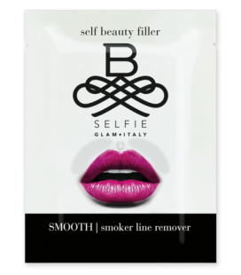 B selfie Smooth smoker line remove