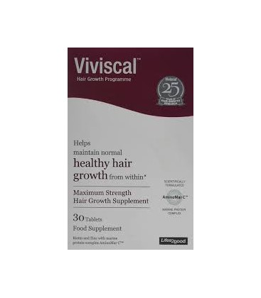 VIVISCAL MAXIMUM STRENGHT INTEGRATORE COMPRESSE