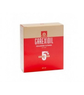 CAREXIDIL 3 FLACONI 60 ML 5%