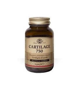 SOLGAR CARTILAGE 750