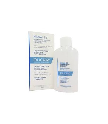 ducray kelual ds shampoo forfora severa 100 ml