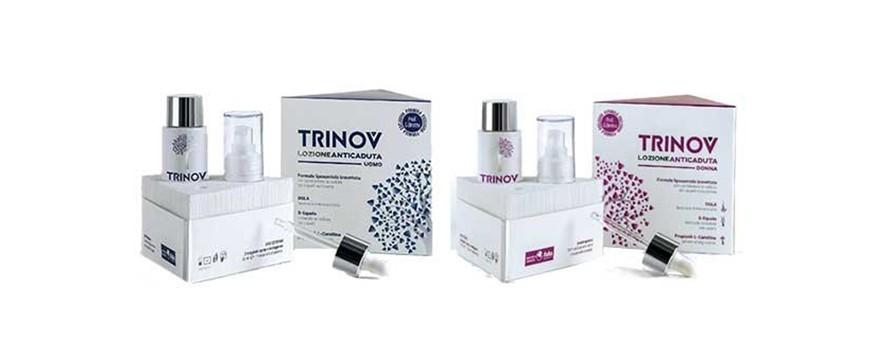 TRINOV lozione anticaduta 30 ml